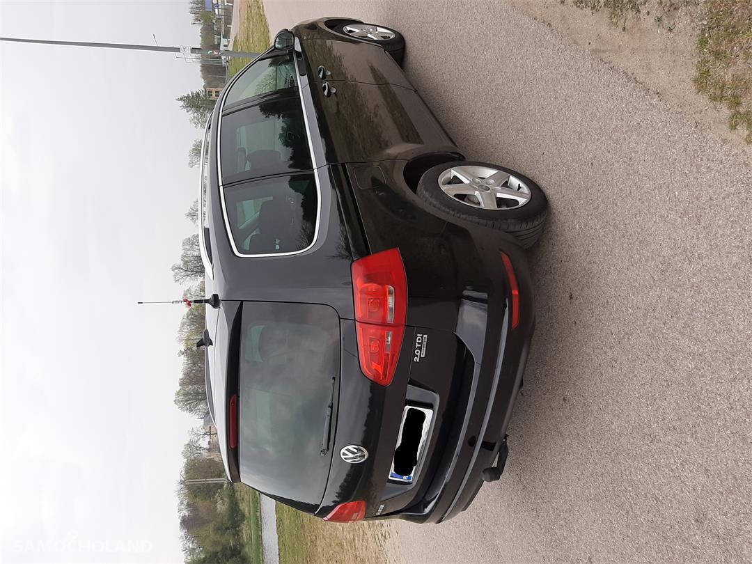 Volkswagen Sharan II (2010-) Volkswagen Sharan Klima zarejestrowany garażowany, pierwszy właściel w kraju 11