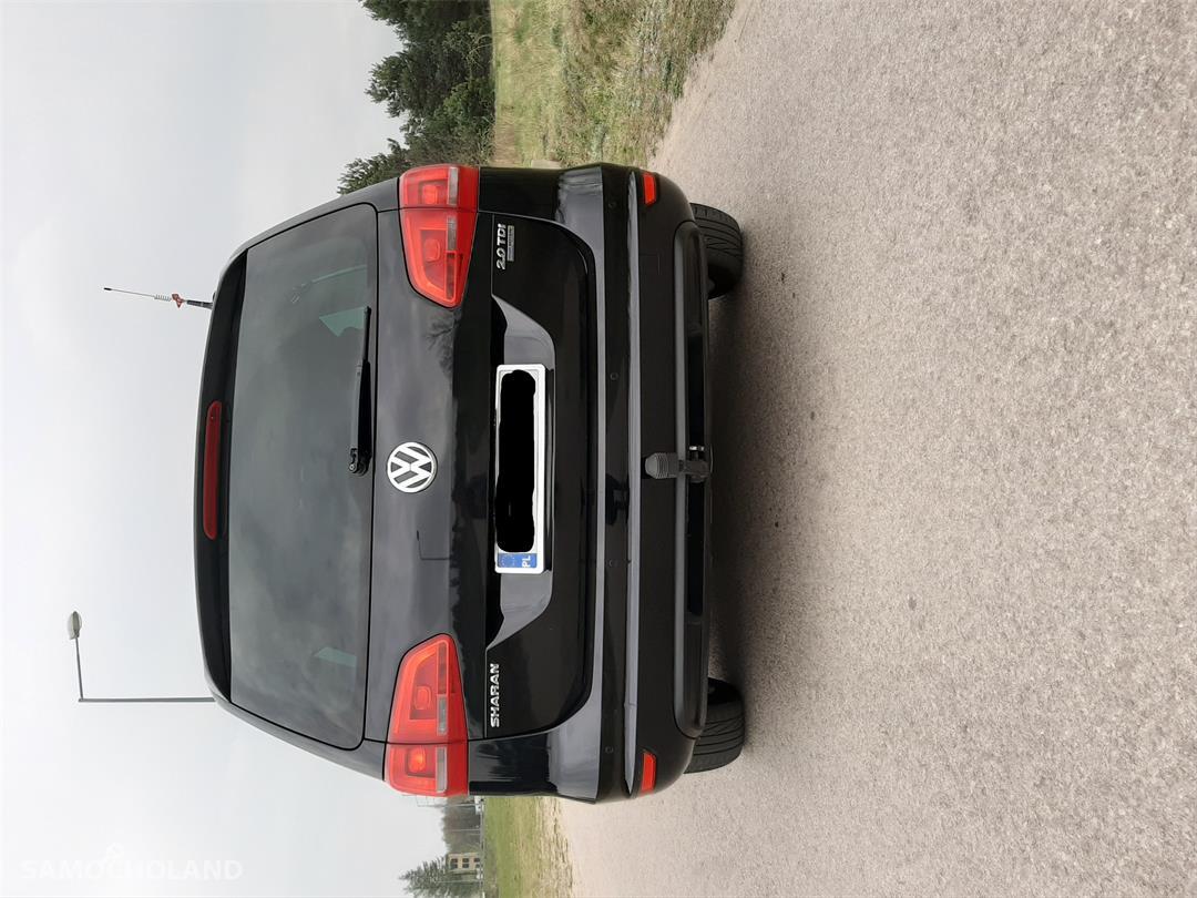 Volkswagen Sharan II (2010-) Volkswagen Sharan Klima zarejestrowany garażowany, pierwszy właściel w kraju 2