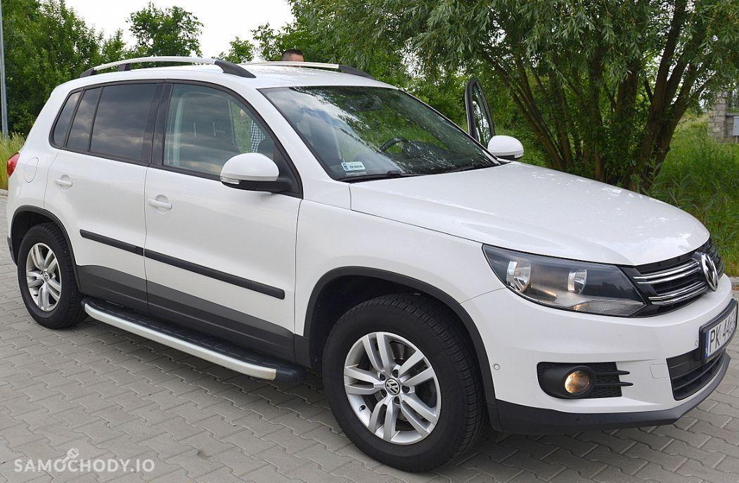 Volkswagen Tiguan I (2007-2016)  I właściciel , 120 KM , SERWIS 1