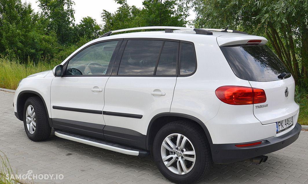 Volkswagen Tiguan I (2007-2016)  I właściciel , 120 KM , SERWIS 2