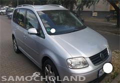 volkswagen z województwa mazowieckie Volkswagen Touran I (2003-2010)  wersja HIGHLINE 7 SIEDZEŃ