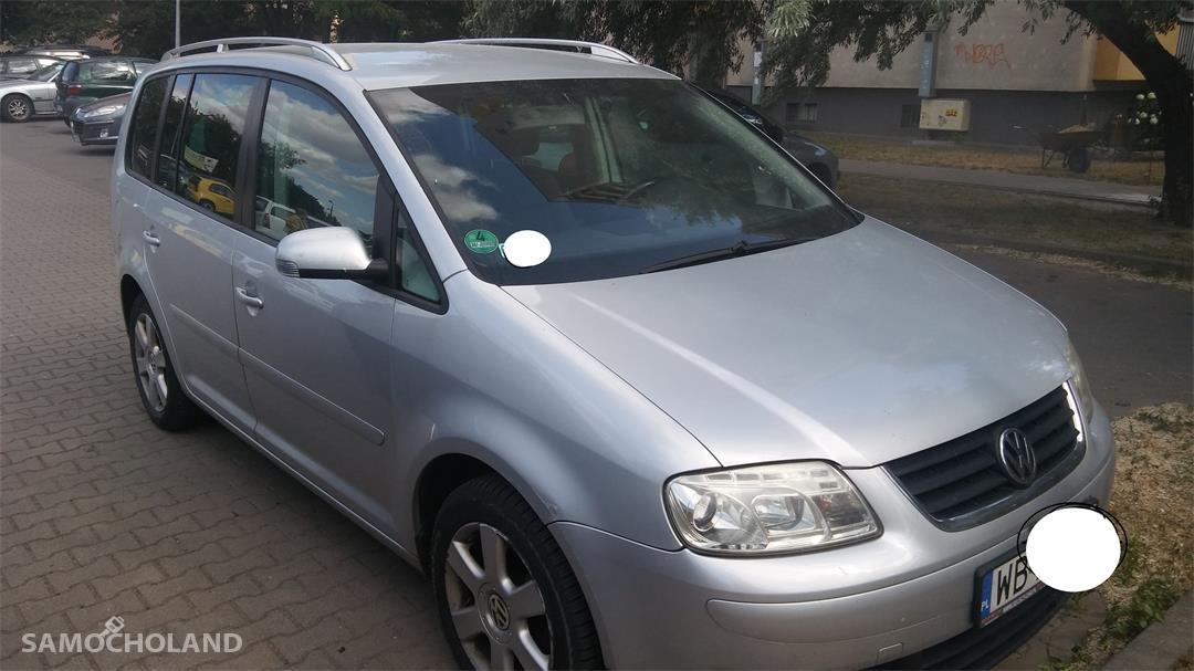 Volkswagen Touran I (2003-2010)  wersja HIGHLINE 7 SIEDZEŃ  1