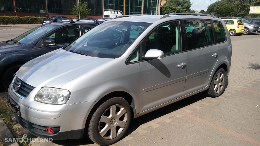 Volkswagen Touran I (2003-2010)  wersja HIGHLINE 7 SIEDZEŃ  2