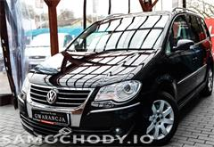 volkswagen touran i (2003-2010) Volkswagen Touran I (2003-2010) Gwarancja,  II właściciel, ASO, kpl dokumentów