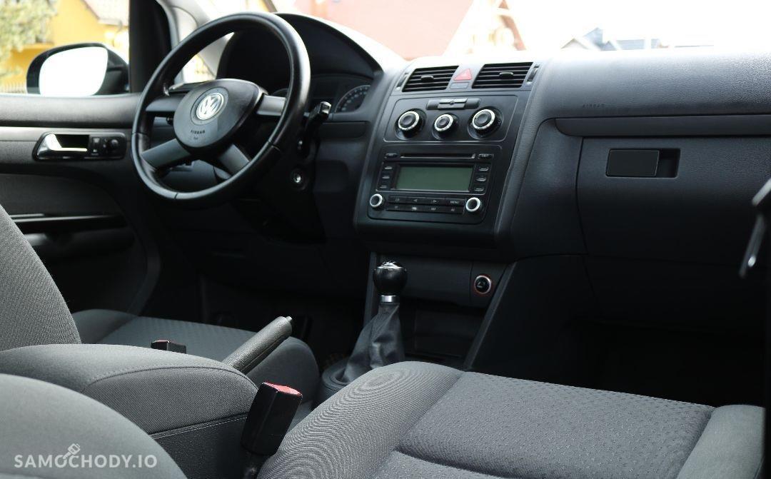 Volkswagen Touran I (2003-2010) Diesel 1.9 105KM 2005r. 1