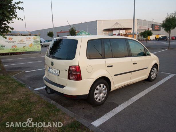 Volkswagen Touran I (2003-2010) Doinwestowany VW Touran 7 osobowy 2008r. 1.9 TDI 105KM w oryginale 4