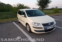 volkswagen touran i (2003-2010) Volkswagen Touran I (2003-2010) Doinwestowany VW Touran 7 osobowy 2008r. 1.9 TDI 105KM w oryginale