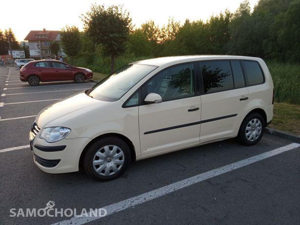 Volkswagen Touran I (2003-2010) Doinwestowany VW Touran 7 osobowy 2008r. 1.9 TDI 105KM w oryginale 7