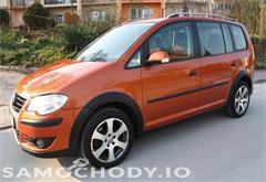 volkswagen touran i (2003-2010) Volkswagen Touran I (2003-2010) Św. Xenonowe 2008r. 2.0 TDI 170KM.