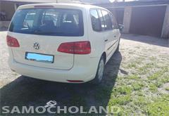 volkswagen touran Volkswagen Touran II (2010-2015) vw touran 2011r.1.6 tdi 105 KM/zamiana