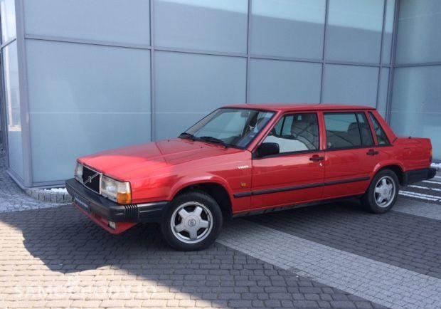 Volvo 744 Zarejestrowany w Polsce , SERWIS , 82 KM  1