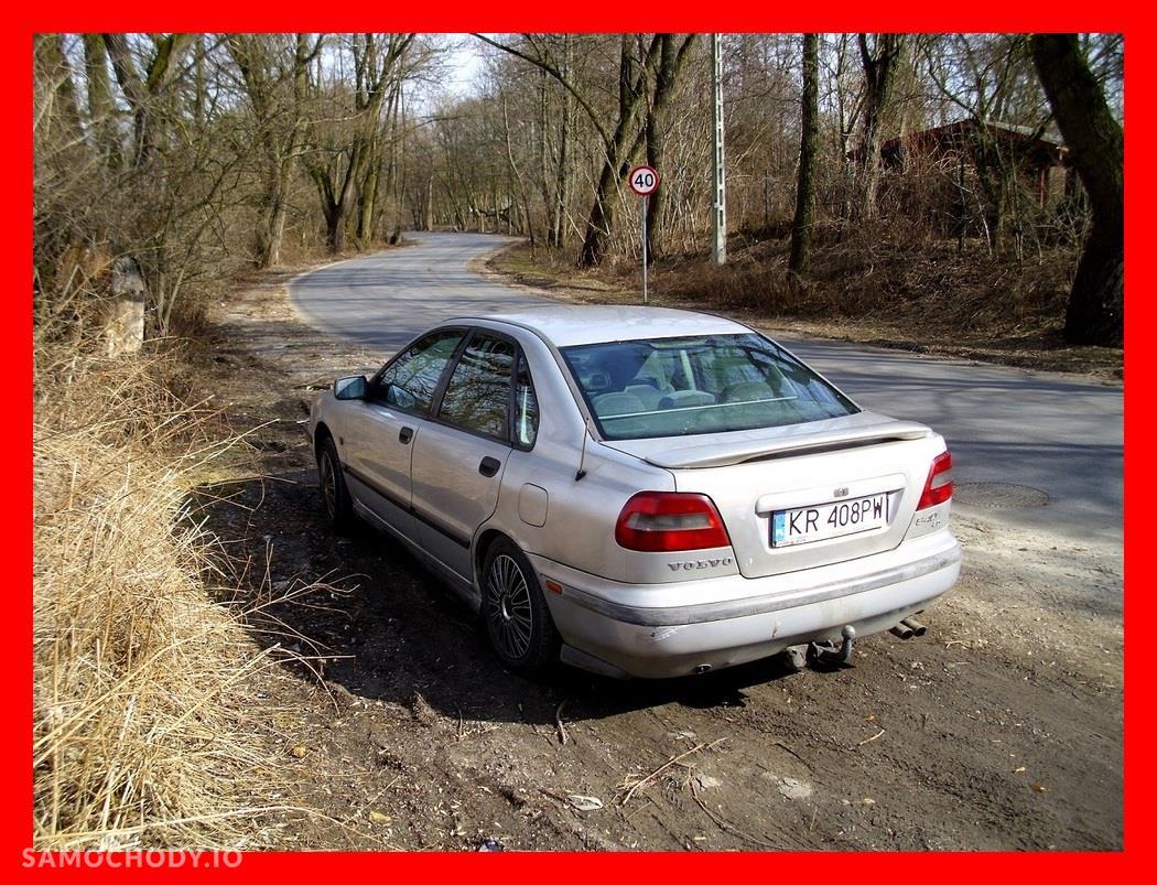 Volvo S40 I (1995-2004) Volvo S40, 1998, poj. 2.0, 136 KM, benzyna+gaz, hak 1