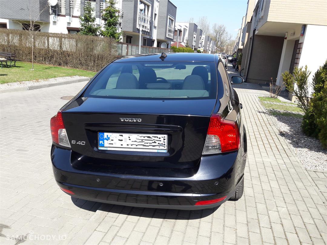 Volvo S40 II (2004-2012) Pierwszy właściciel, garażowany, bezwypadkowy, tylko 134 tys przebiegu. 2