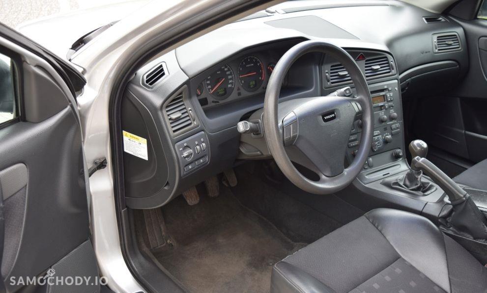 Volvo S60 I (2000-2010) SKÓRA , KLIMA , PIERWSZY WŁAŚCICIEL 4