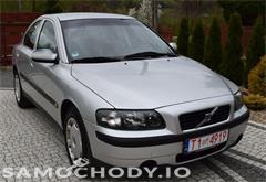 z miasta ostrowiec świętokrzyski Volvo S60 I (2000-2010) SKÓRA , KLIMA , PIERWSZY WŁAŚCICIEL