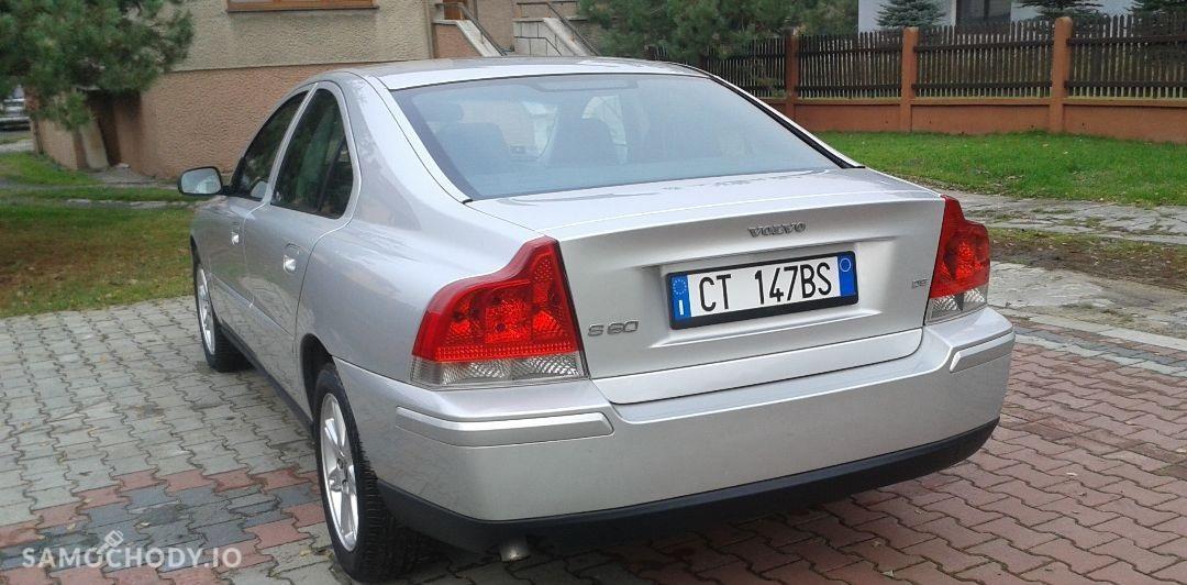 Volvo S60 I (2000-2010) 2.4 Diesel 165KM po opłatach, bez korozji, Alu, Klima  2