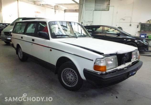 Volvo Seria 200 uszkodzony , sprawny w 100% , 130 KM 1
