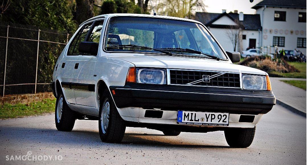 Volvo Seria 300 klasyk , z Niemiec , benzyna 1