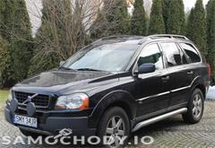 z miasta myszków Volvo XC 90 I (2002-) 2.9 benzyna + gaz automat Salon Polska DVD, monitory, skóra