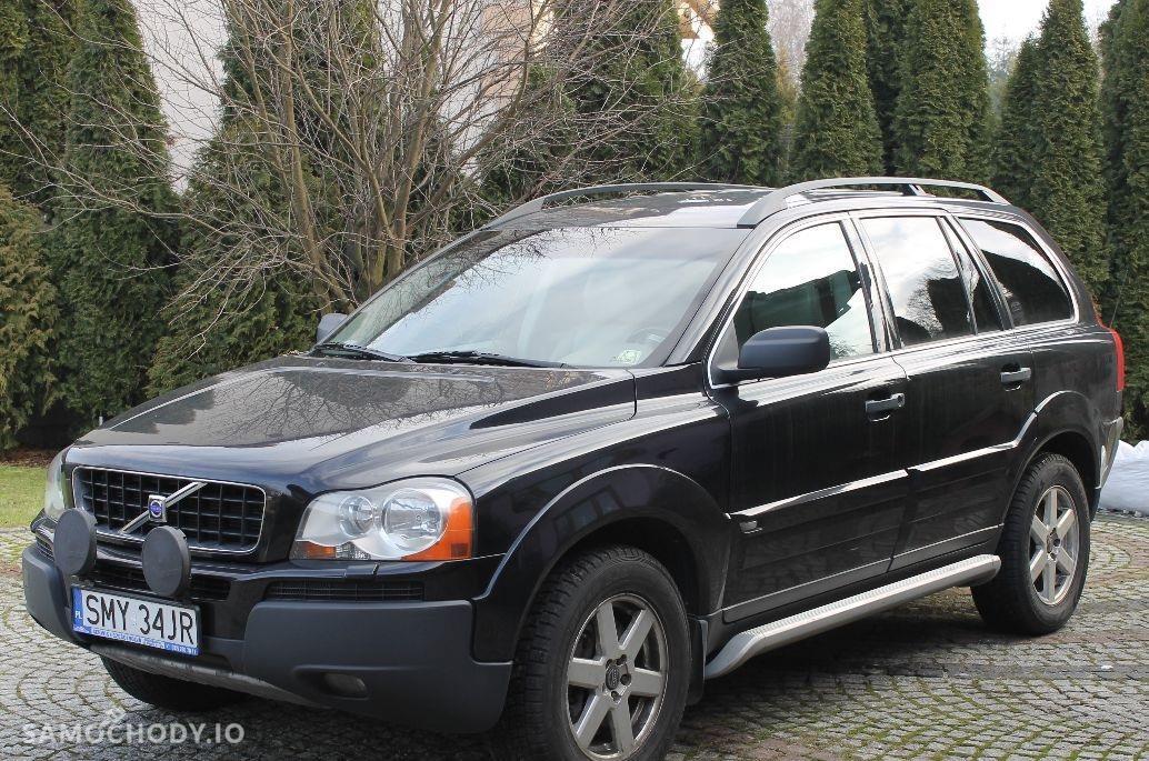 Volvo XC 90 I (2002-) 2.9 benzyna + gaz automat Salon Polska DVD, monitory, skóra 2