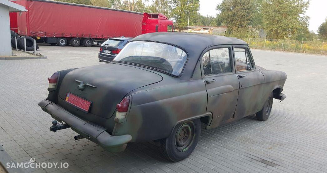 Wołga GAZ-21 z Ukrainy 1967 1