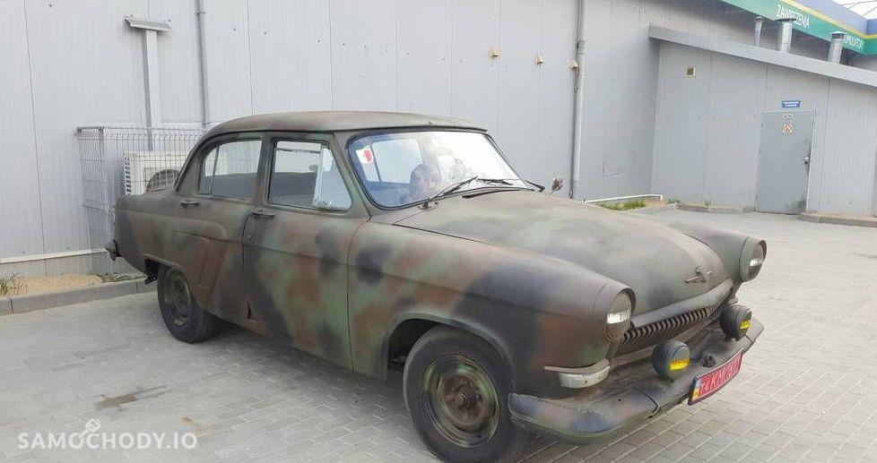 Wołga GAZ-21 z Ukrainy 1967 2