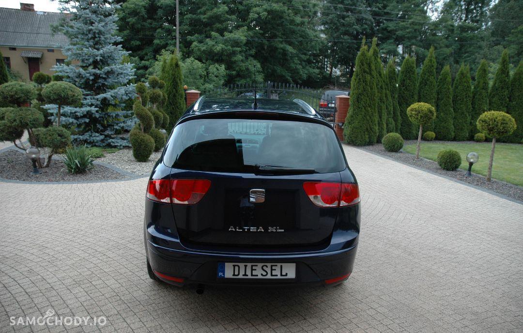Seat Altea XL Seat Altea XL 1.9 TDI 2007r Świeżo sprowadzony/Opłacony 16