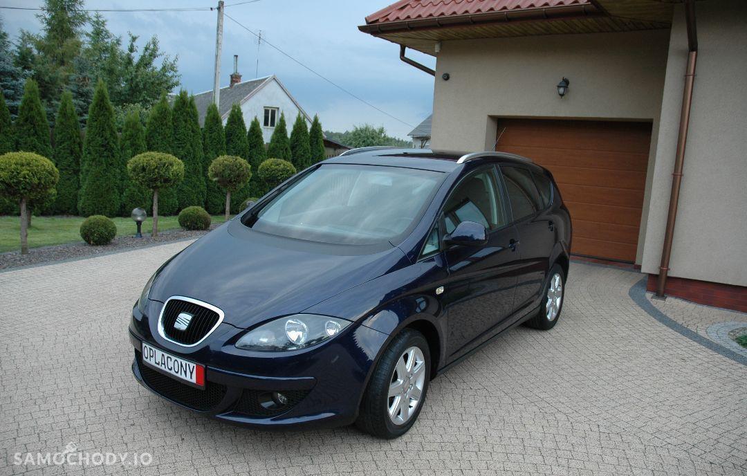 Seat Altea XL Seat Altea XL 1.9 TDI 2007r Świeżo sprowadzony/Opłacony 1