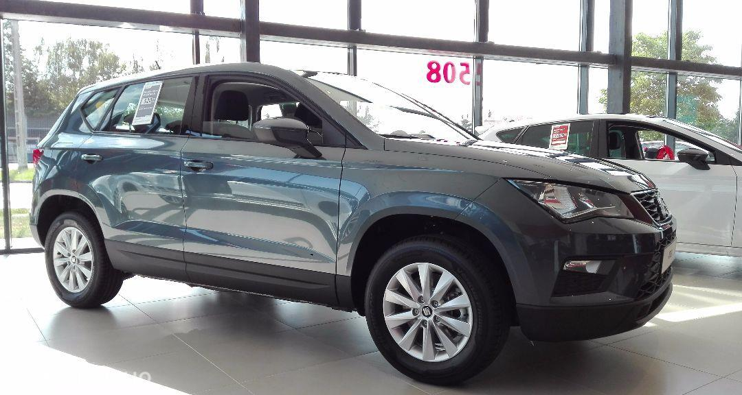 Seat Ateca Reference 4