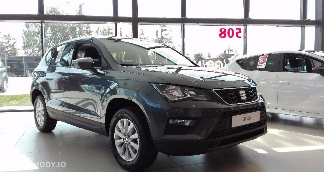 Seat Ateca Reference 2