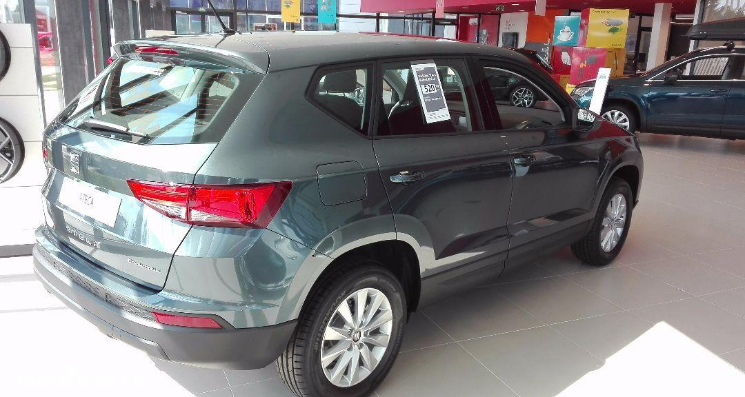 Seat Ateca Reference 7