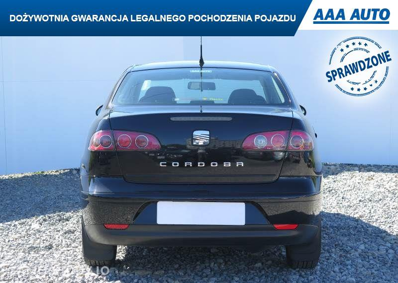 Seat Cordoba 1.4 16V, Salon Polska, Serwis ASO, Klima ,Bezkolizyjny,ALU 16