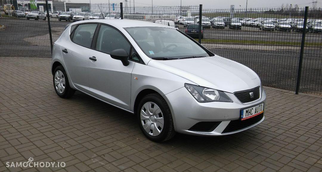 Seat Ibiza 1.4 TDI 75KM Reference VAT 23% 22