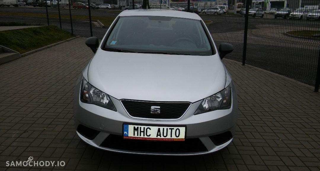 Seat Ibiza 1.4 TDI 75KM Reference VAT 23% 2