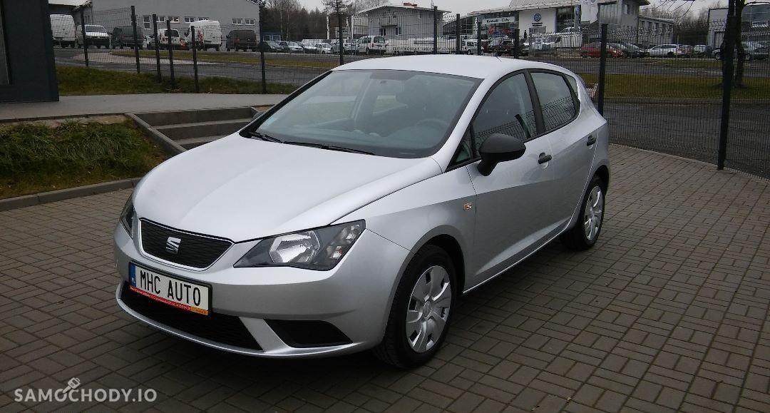 Seat Ibiza 1.4 TDI 75KM Reference VAT 23% 1