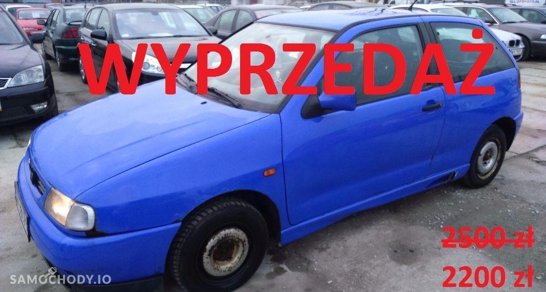 Seat Ibiza 1.6, 1 właściciel, stan dobry, opłaty, WWA! 1