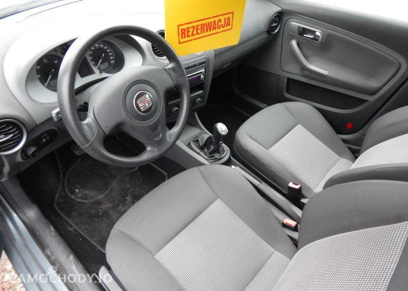 Seat Ibiza Po opłatach*Gwarancja możliwa*REJESTR. 256 zł*bezwypadkowy*klima* 16