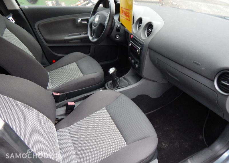 Seat Ibiza Po opłatach*Gwarancja możliwa*REJESTR. 256 zł*bezwypadkowy*klima* 46