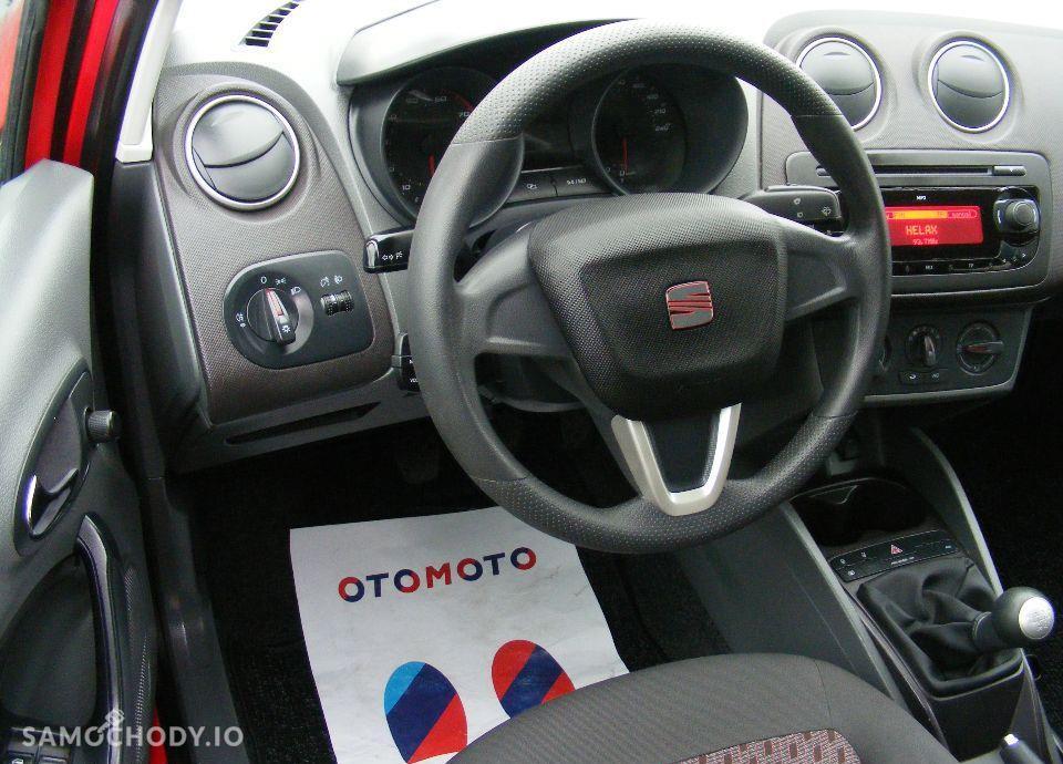 Seat Ibiza klima, el.szyby, wielofunkcja, radio CD/MP3/AUX, po opłatach 37