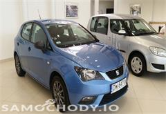 seat Seat Ibiza Seat Ibiza I Tech 1.4 16V 85 KM polski salon, faktura VAT 23%