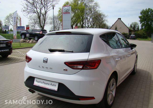 Seat Leon FR 1.4TSI Led 1wł Gwarancja 02.2020 Vat23% / Salon Toyota Elbląg 7