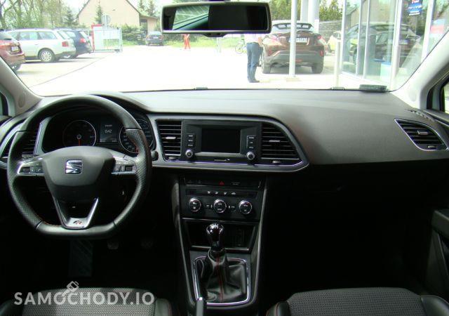 Seat Leon FR 1.4TSI Led 1wł Gwarancja 02.2020 Vat23% / Salon Toyota Elbląg 37