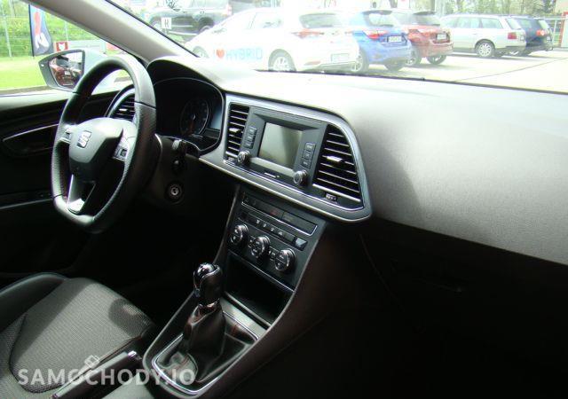 Seat Leon FR 1.4TSI Led 1wł Gwarancja 02.2020 Vat23% / Salon Toyota Elbląg 22