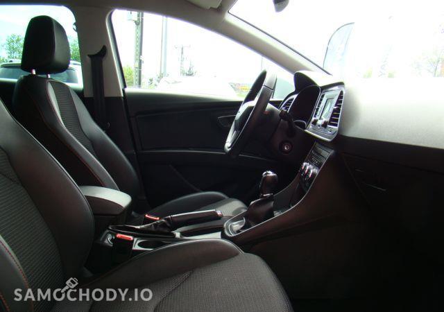 Seat Leon FR 1.4TSI Led 1wł Gwarancja 02.2020 Vat23% / Salon Toyota Elbląg 29