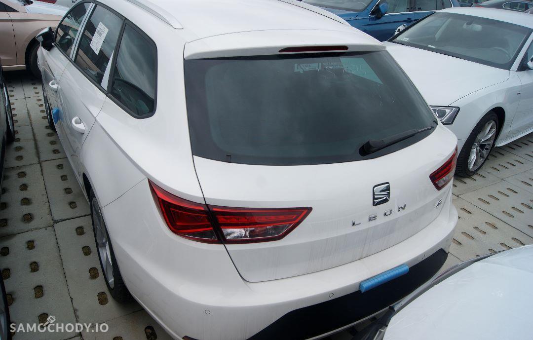 Seat Leon ST 1.4 150KM Eco TSI FR DSG 7