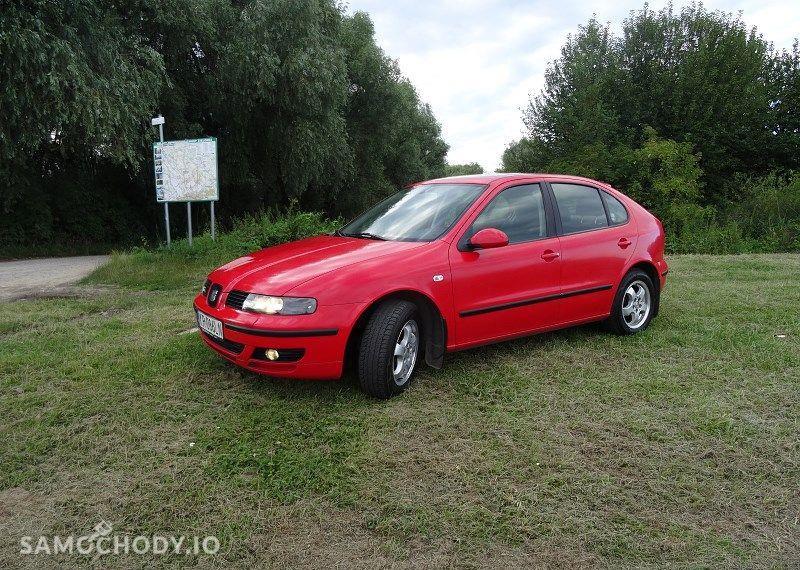 Seat Leon 100% bezwypadkowy Kraków 1