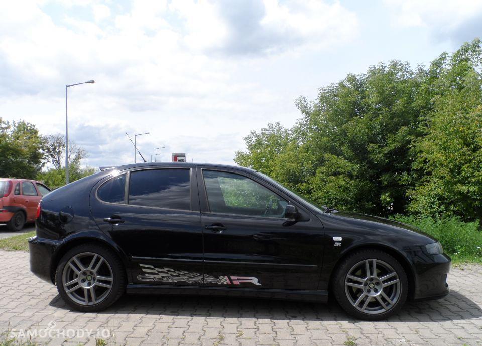 Seat Leon CupraR 1.8T 210ps,Szwajcar,serwis,Polecam!! 16