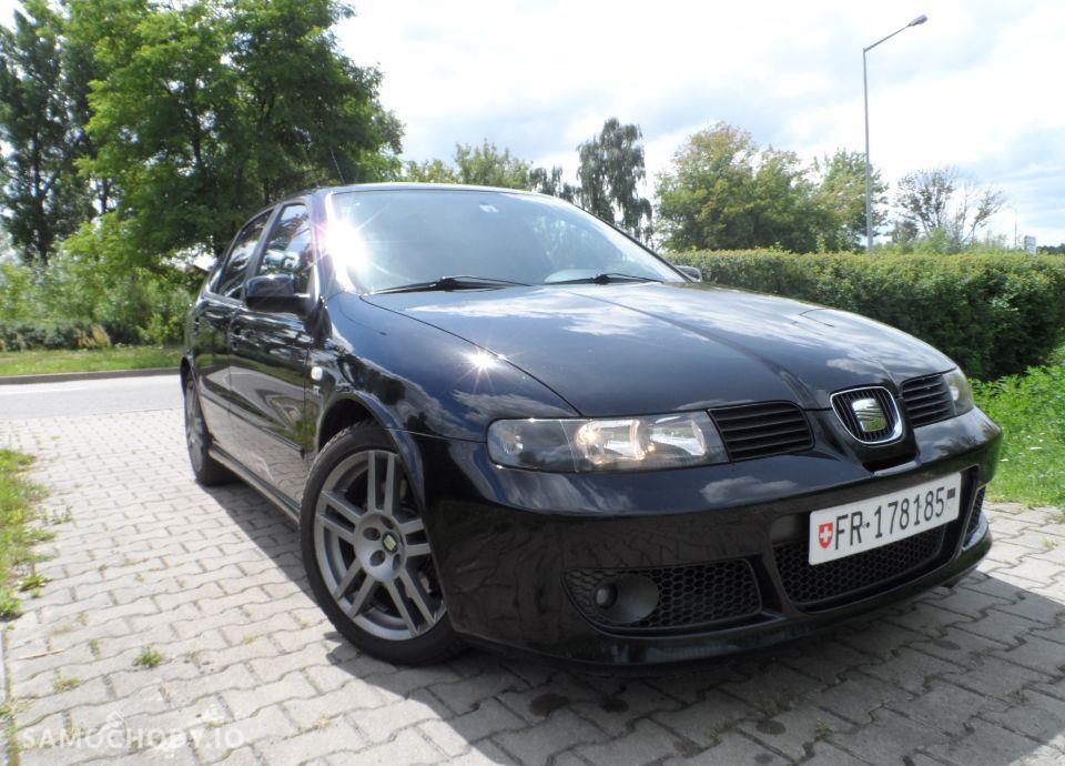 Seat Leon CupraR 1.8T 210ps,Szwajcar,serwis,Polecam!! 2