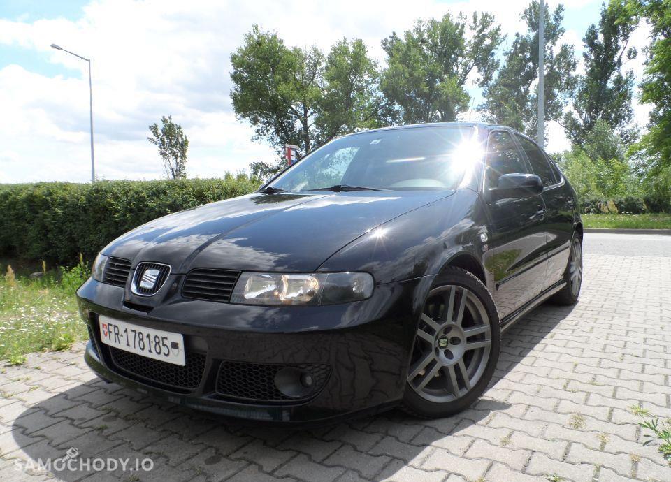 Seat Leon CupraR 1.8T 210ps,Szwajcar,serwis,Polecam!! 1