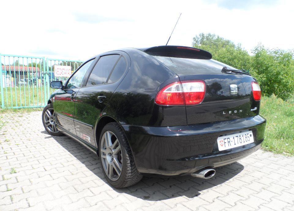 Seat Leon CupraR 1.8T 210ps,Szwajcar,serwis,Polecam!! 4